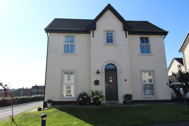 Thumbnail Detached house for sale in Lislaynan, Ballycarry