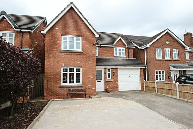 Thumbnail Detached house for sale in John Rhodes Way, Tunstall, Stoke-On-Trent
