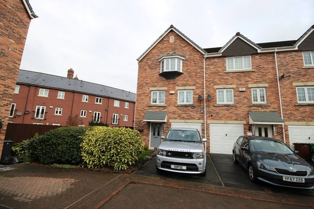 Thumbnail Terraced house to rent in Castle Lodge Court, Rothwell, Leeds