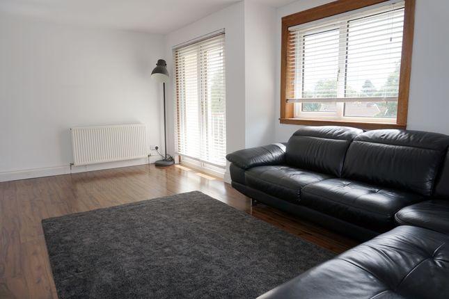 Lounge of Lochaber Place, West Mains, East Kilbride G74