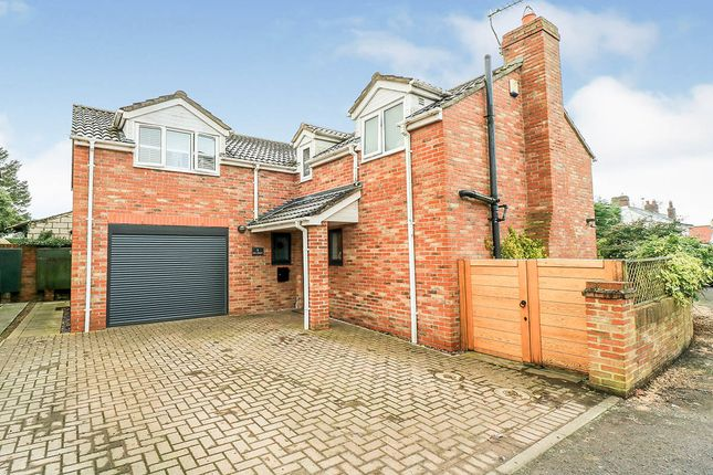 Thumbnail Detached house for sale in The Croft, East Cottingwith, York