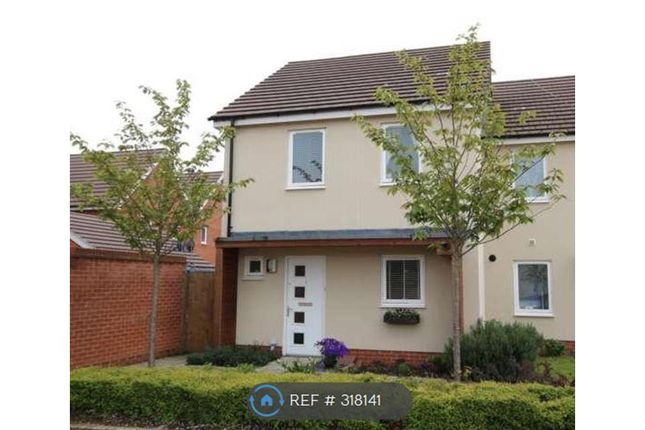 Thumbnail End terrace house to rent in Avro Square, Bracknell