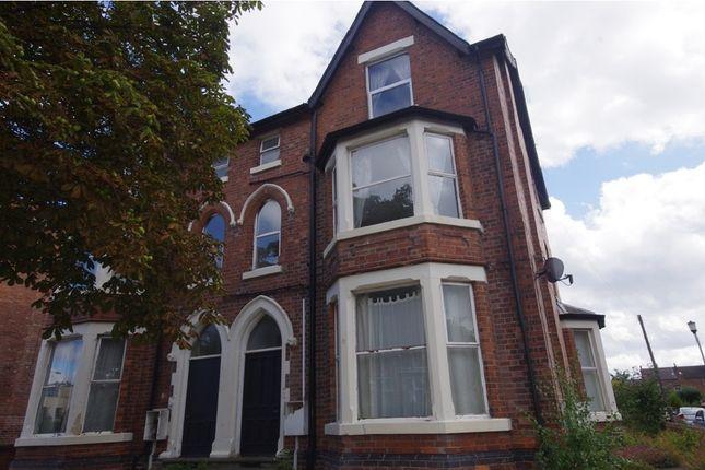 Thumbnail Flat to rent in Melton Road, West Bridgford, Nottingham