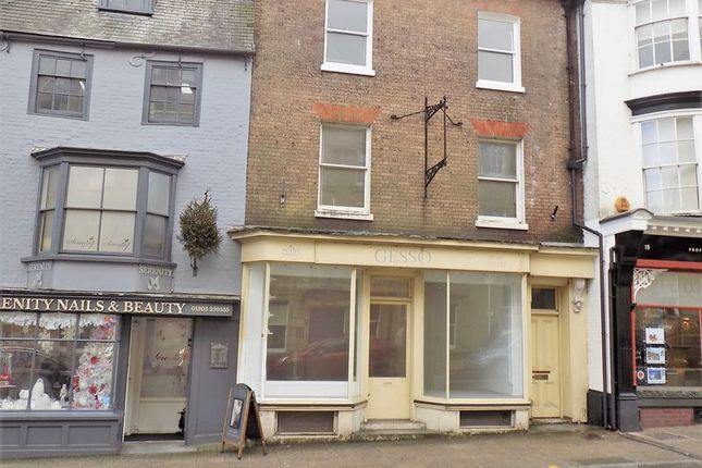 Thumbnail Retail premises to let in High West Street, Dorchester