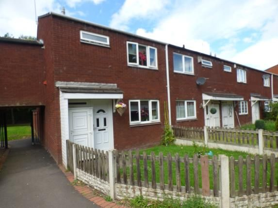 3 bed end terrace house for sale in Wyre Close, Walsall, West Midlands
