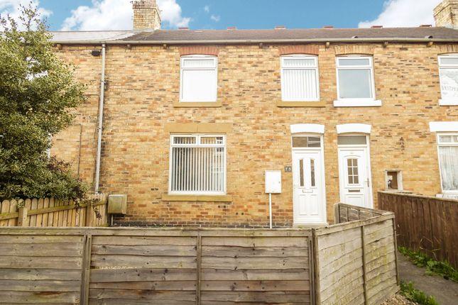 Thumbnail Terraced house to rent in Juliet Street, Ashington