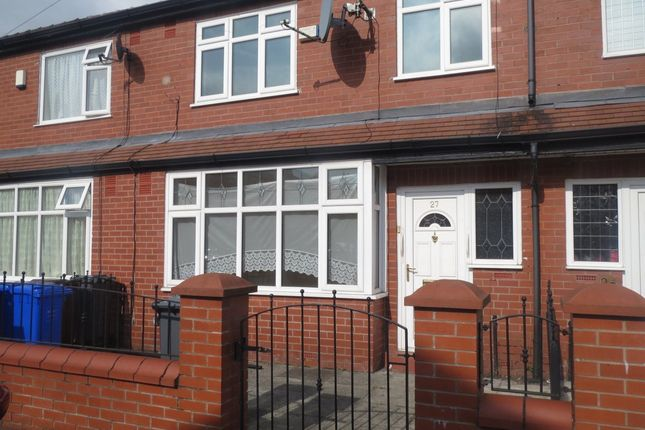 Thumbnail Terraced house to rent in Goodman Street, Blackley, Manchester