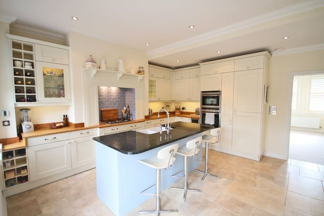 Thumbnail Detached house to rent in The Mount, Canterbury