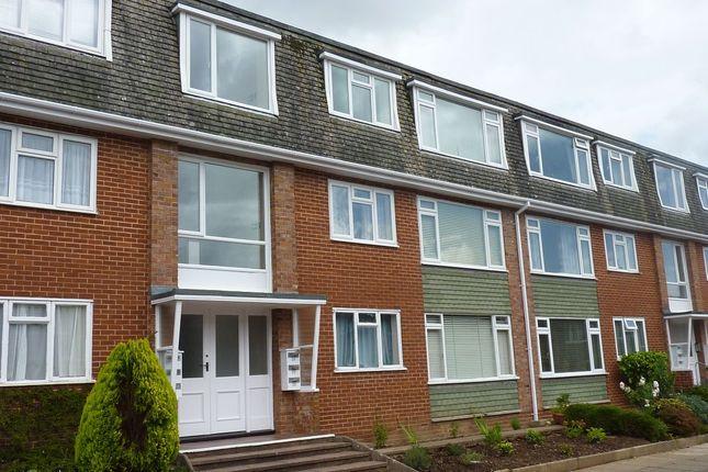 Thumbnail Flat to rent in Old Abbey Court, Salmon Pool Lane, Exeter