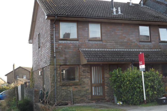 2 bed semi-detached house for sale in Hawkenbury Way, Lewes