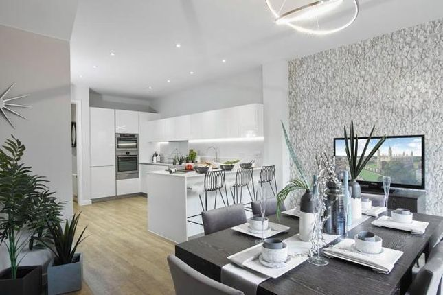 Thumbnail Town house for sale in Aura, Off Long Road, Trumpington, Cambridge