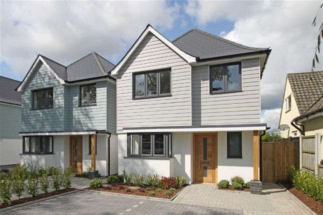 Thumbnail Detached house for sale in Somerford Avenue, Highcliffe Christchurch, Dorset