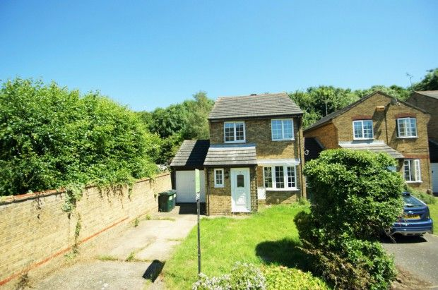Thumbnail Detached house to rent in Nelson Close, Willesborough, Ashford