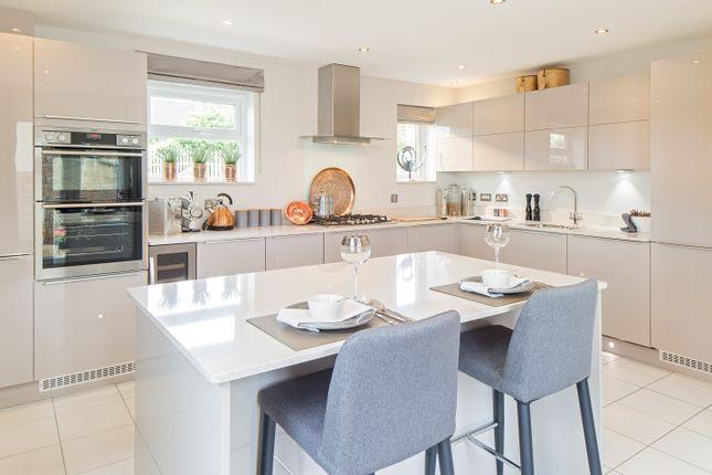 """Thumbnail Detached house for sale in """"Alderney"""" at Burniston Close, Melksham"""