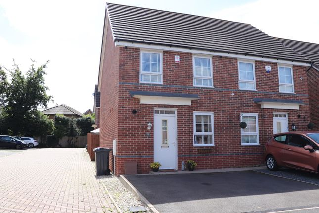 Thumbnail Semi-detached house for sale in Heathside Drive, Birmingham