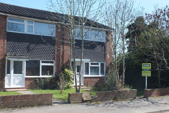 Thumbnail Detached house to rent in Calder Court, Langley, Slough