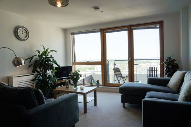 Thumbnail Flat to rent in 9 New Century Park, Manchester