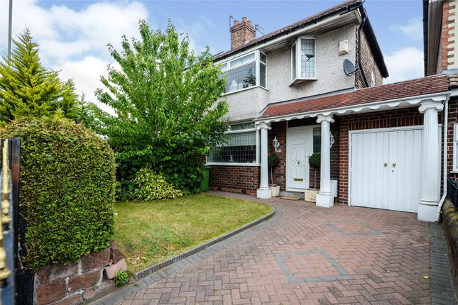 Thumbnail Semi-detached house for sale in Town Row, Liverpool, Merseyside
