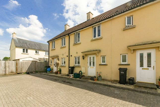 Thumbnail End terrace house to rent in Orchid Drive, Odd Down, Bath