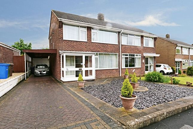 Thumbnail Semi-detached house for sale in Kerry Pit Way, Kirk Ella, Hull