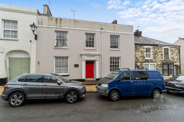 Thumbnail Terraced house for sale in Fore Street, Plympton St. Maurice, Plymouth.