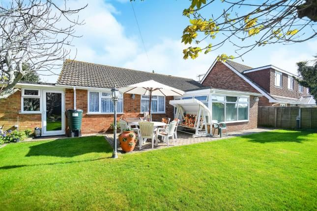 Thumbnail Bungalow for sale in Phyllis Avenue, Peacehaven, East Sussex, .