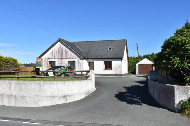 Thumbnail Detached house to rent in Penrhiwllan, Llandysul, Ceredigion