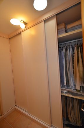 Walk-In Wardrobe of Drago 9, Corralejo, Fuerteventura, Canary Islands, Spain