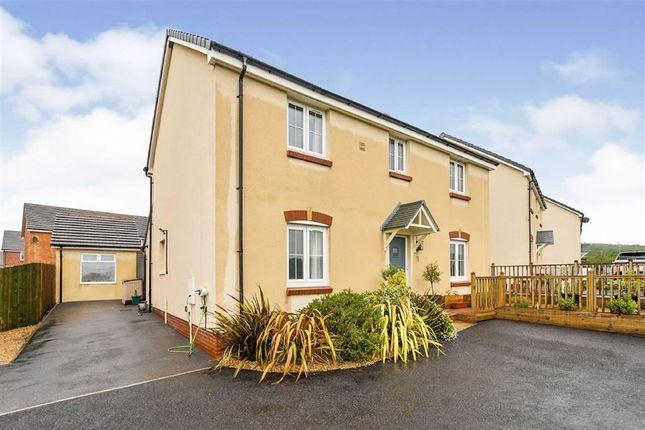Thumbnail Detached house for sale in Heol Dyffryn Aur, Kidwelly