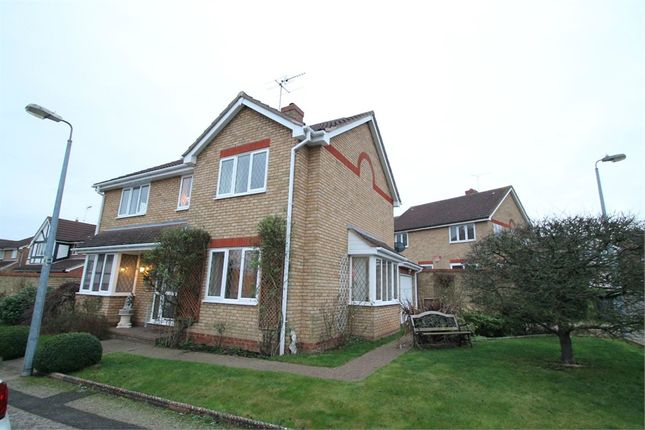 Thumbnail Detached house for sale in Newby Drive, Rushmere St Andrew, Ipswich, Suffolk