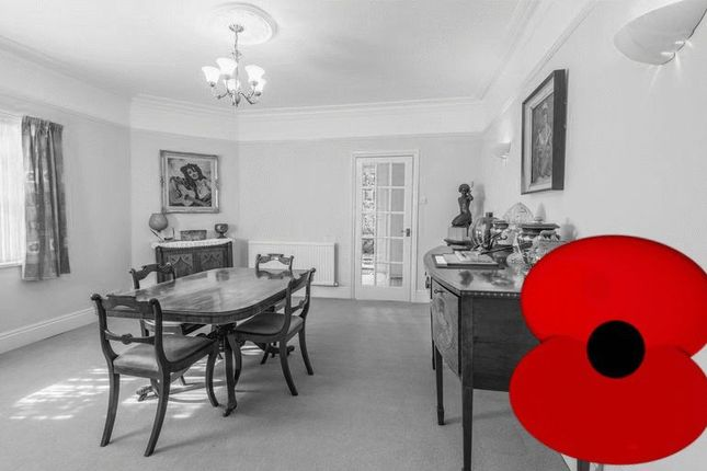 Thumbnail Detached house for sale in Grange Road, Shanklin