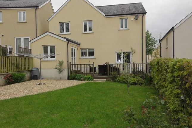 Thumbnail Detached house to rent in Parc Pencrug, Llandeilo