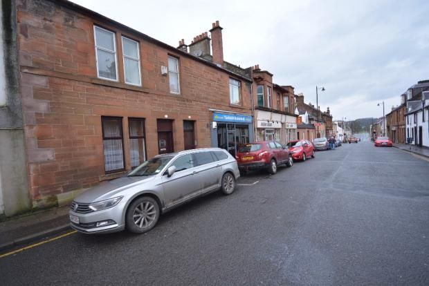 Thumbnail Terraced house for sale in Wallace Street, Galston