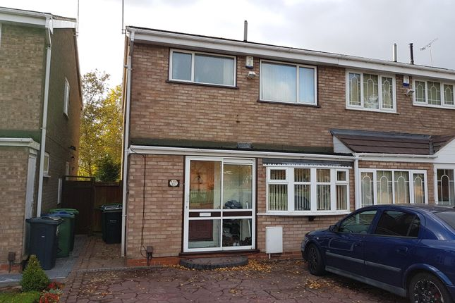 Thumbnail Property to rent in Devereux Road, West Bromwich