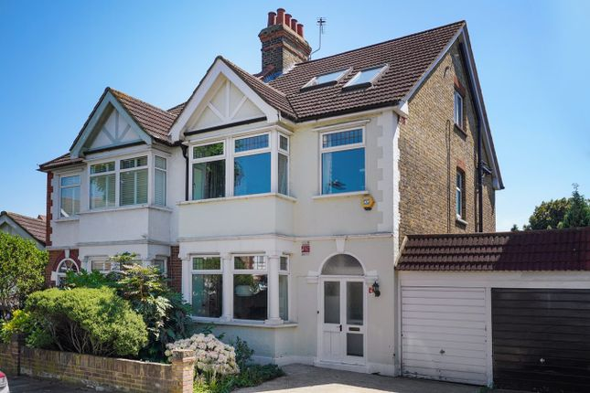 Thumbnail Semi-detached house for sale in Chepstow Road, Hanwell