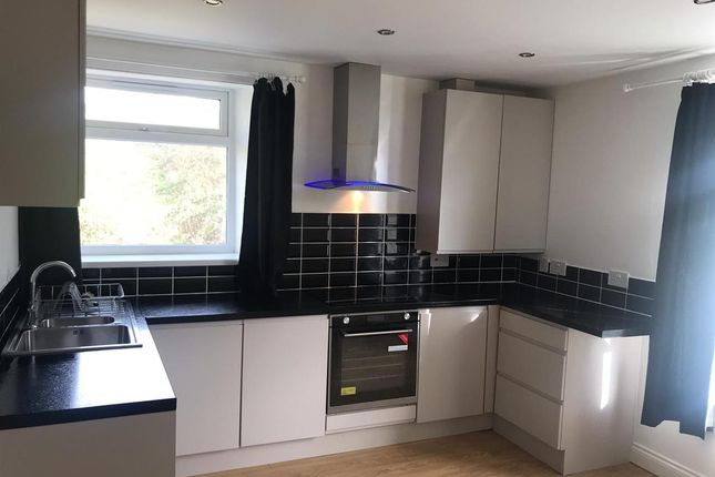 Thumbnail Maisonette to rent in Crown Row, Cwmbach, Aberdare