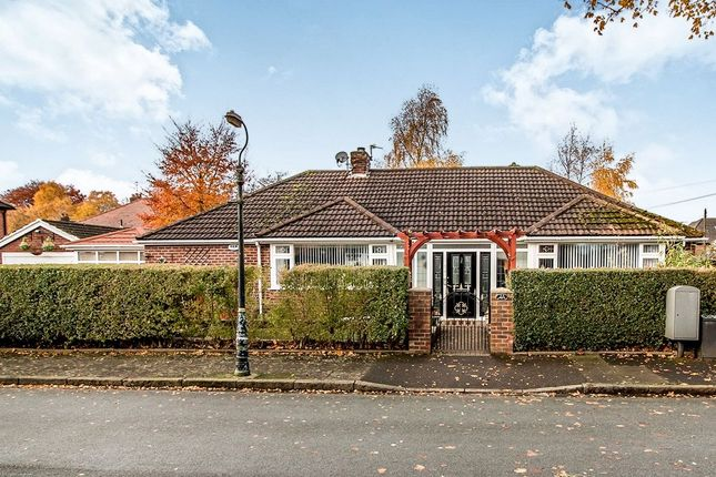 Thumbnail Bungalow for sale in Thornham Road, Sale