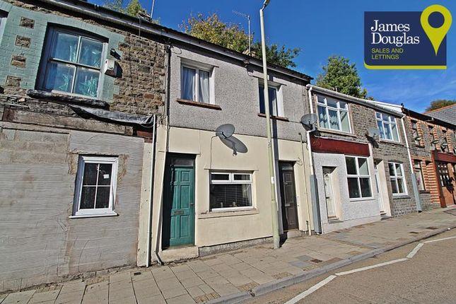 Thumbnail Flat to rent in East Road, Tylorstown, Ferndale, Rhondda Cynon Taff