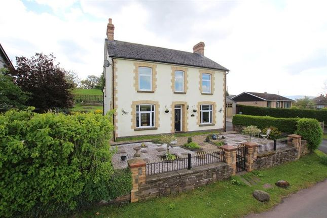 Thumbnail Detached house for sale in Pennorth, Brecon