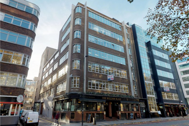 Thumbnail Office to let in Classic House, Martha's Buildings, 174-180 Old Street, London
