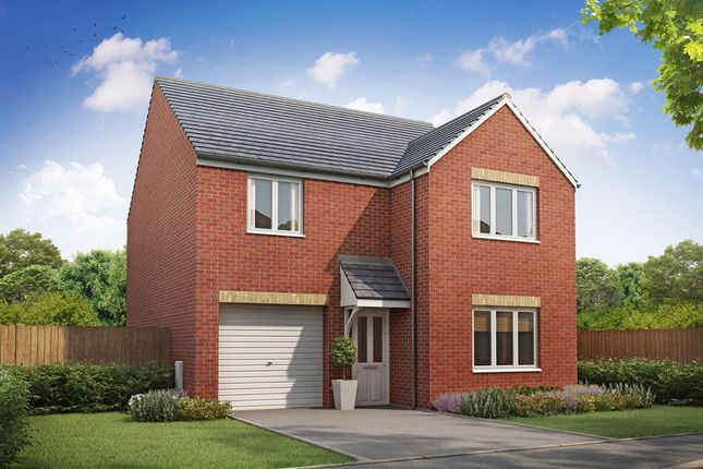 """Thumbnail Detached house for sale in """"The Keswick"""" at North Road, Hetton-Le-Hole, Houghton Le Spring"""