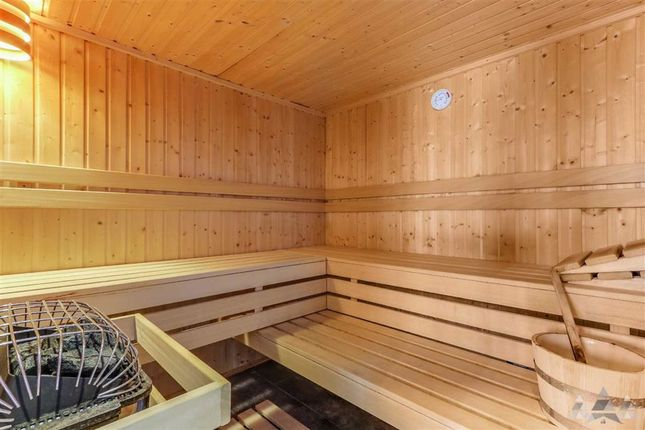Shower, Sauna And Dressing Room