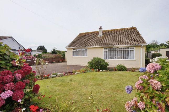 Thumbnail Detached bungalow for sale in Kingsway Avenue, Paignton