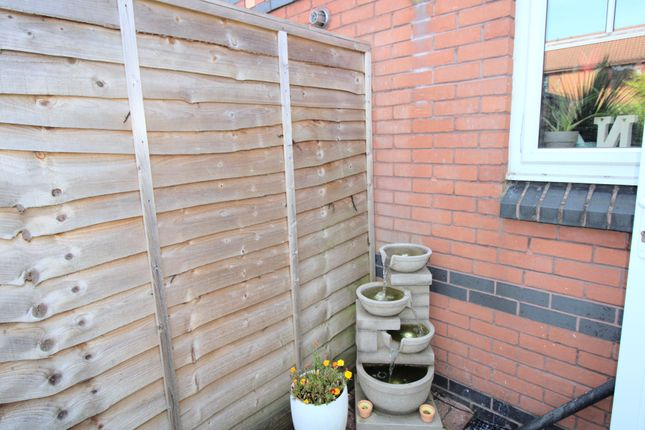 Water Feature of Barberry Crescent, Bootle L30