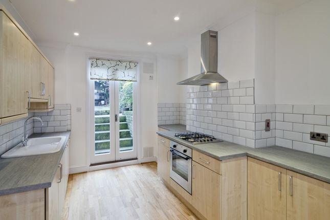 Kitchen of St. Paul Street, London N1