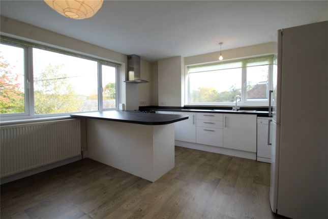 Thumbnail Flat to rent in Lower Road, Forest Row