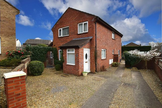 Thumbnail Detached house for sale in Guenever Close, Thornhill, Cardiff.