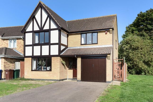 Thumbnail Detached house to rent in Winchester Close, Banbury