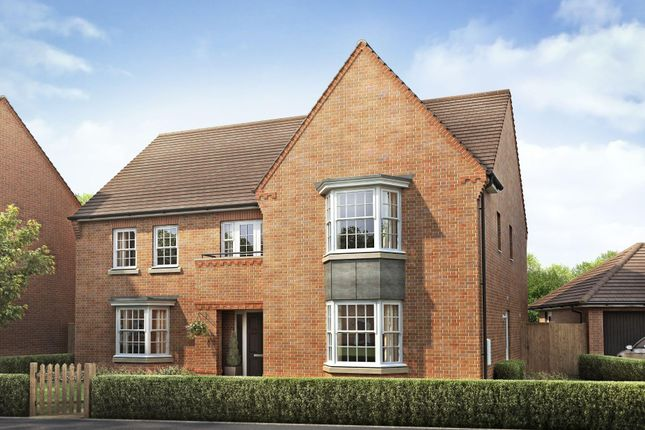 "Thumbnail Detached house for sale in ""Kemble II"" at Grove Road, Preston, Canterbury"