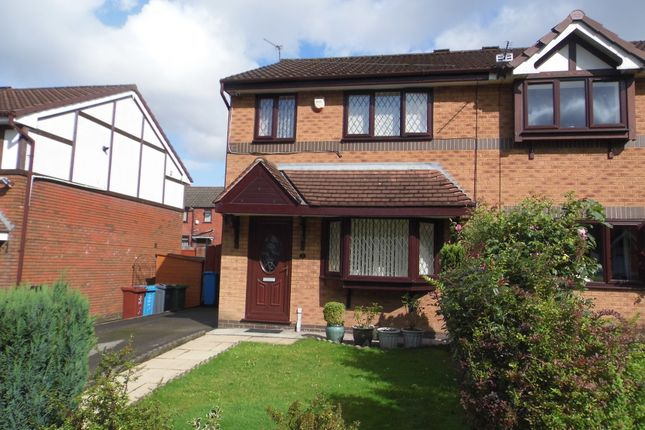 Thumbnail Semi-detached house for sale in Allan Roberts Close, Blackley